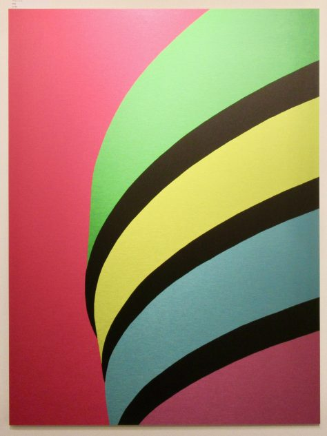 Guggenheim (Pink) By Michael Wallner