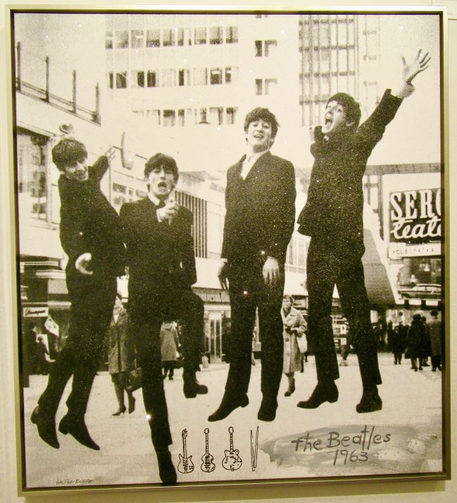 The Beatles By Walter Kanabe