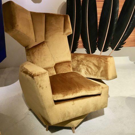 Cozy Chair By Hannes Grebin