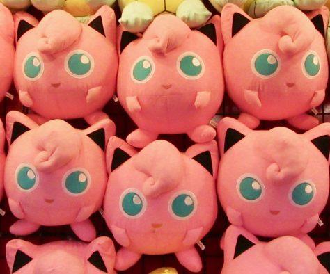 Jigglypuff Toy
