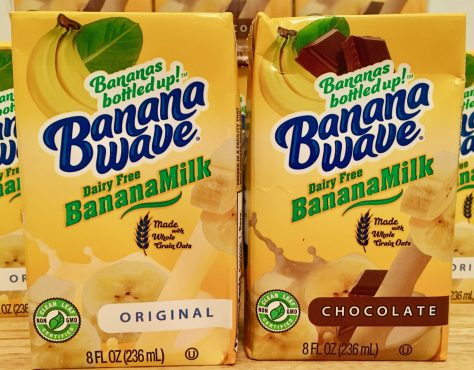 Banana Wave Chocolate and Regular Cartons By Gail Worley