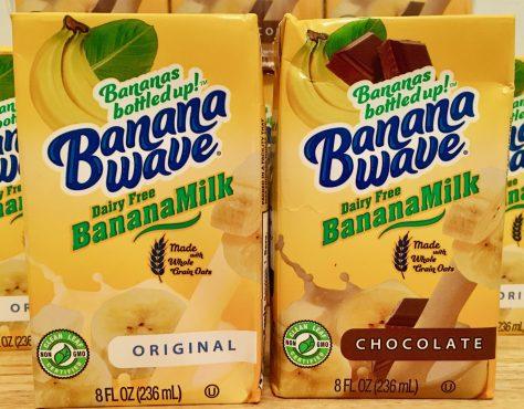 Banana Wave Chocolate and Regular Cartons By Gail Worley