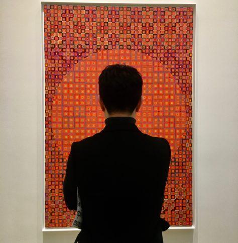 Toshinobu Onosato Painting A By Gail Worley