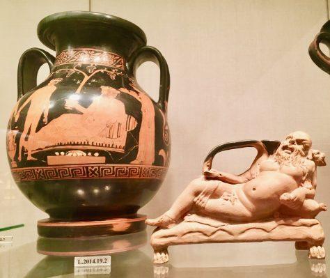 Ancient Greek Sculpture By Gail Worley