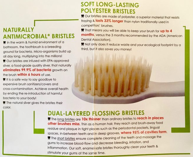 Bristles Stats By Gail Worley