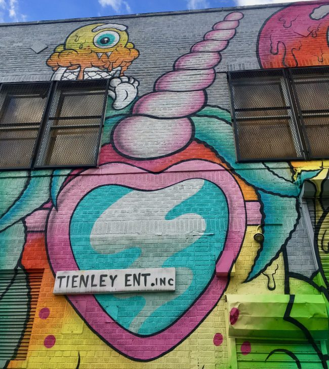 Tienley Ent Inc photo by gail worley