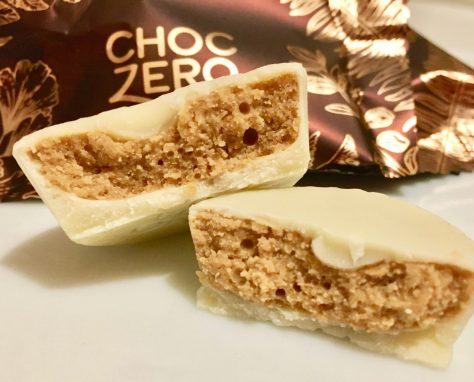 choczero white chocolate peanut butter cup photo by gail worley