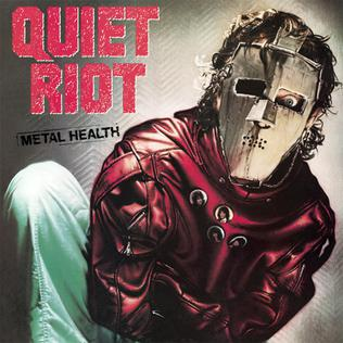 Metal Health Quiet Riot Cover Art