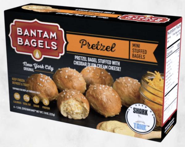 Bantam Pretzel Bagels