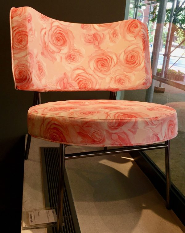 caligaris rose coco chair photo by gail