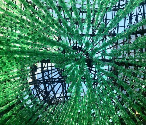 jean shin installation detail photo by gail worley