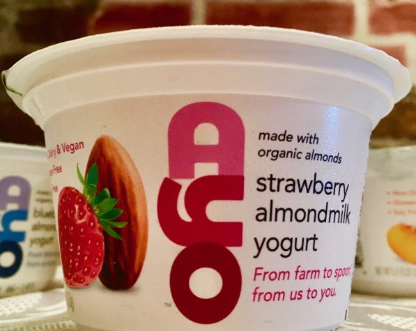 strawberry ayo yogurt photo by gail worley