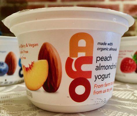 peach ayo yogurt photo by gail worley