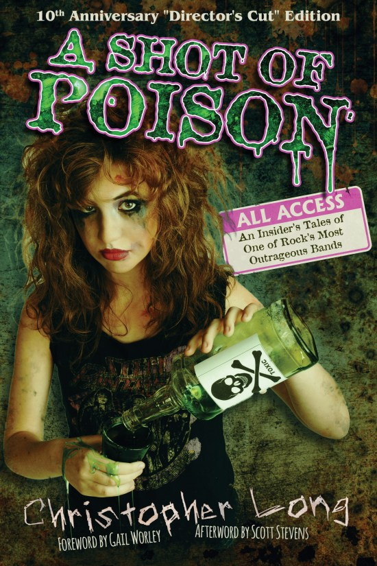 A Shot of Poison Cover