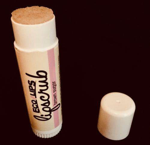 eco lips lipscrub photo by gail worley