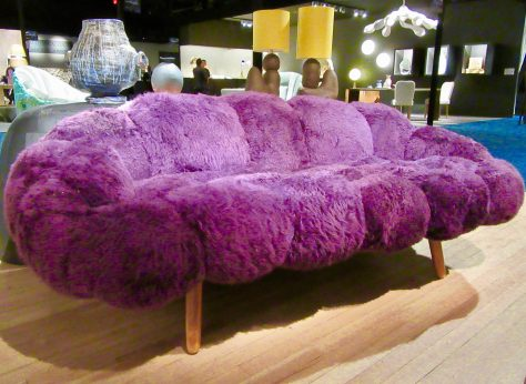 campana bolotas sofa photo by gail worley