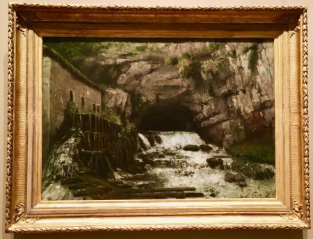 the source of the loue by gustave courbet photo by gail worley