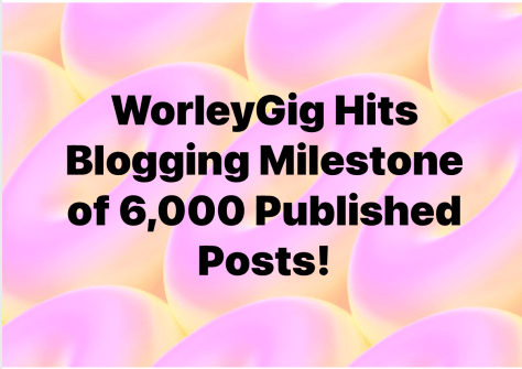 twg blogging milestone graphic