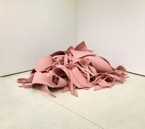 pink felt by robert morris 2 photo by gail worley