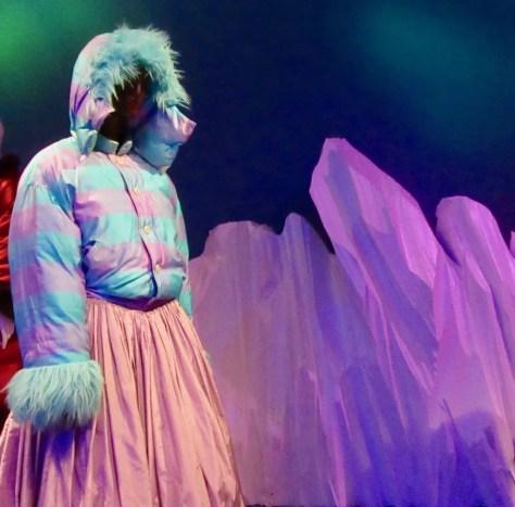 isaac mizrahi lumberjack evening ensemble photo by gail worley