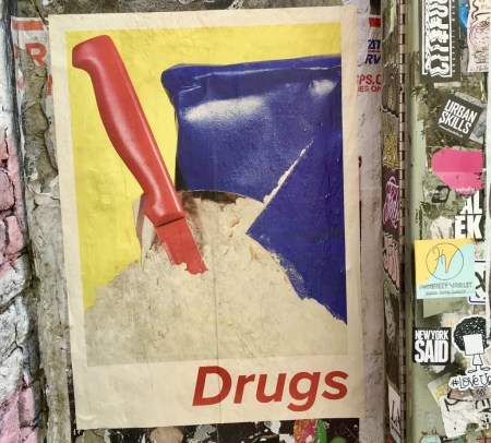 drugs photo by gail worley