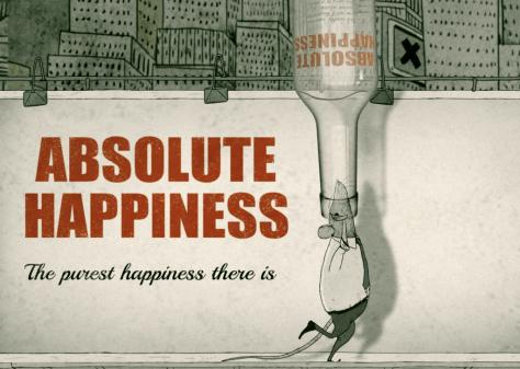 happiness screen shot
