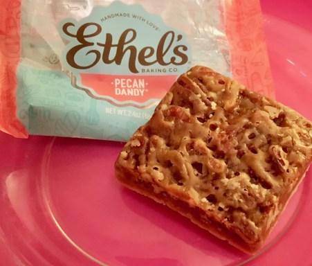 ethels pecan dessert bar photo by gail worley
