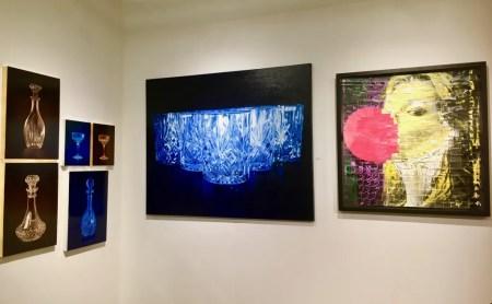 booth display emmanuel freemin gallery photo by gail worley