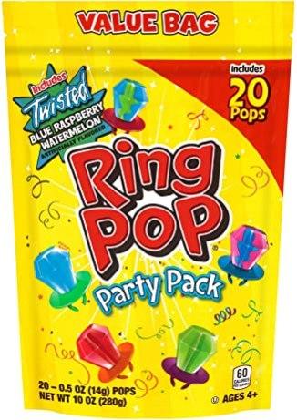 ring pops pack