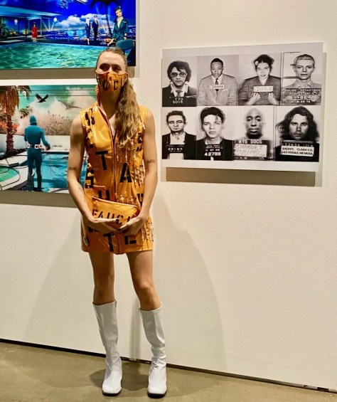 fauci fashions with assorted art photo by geoffrey dicker