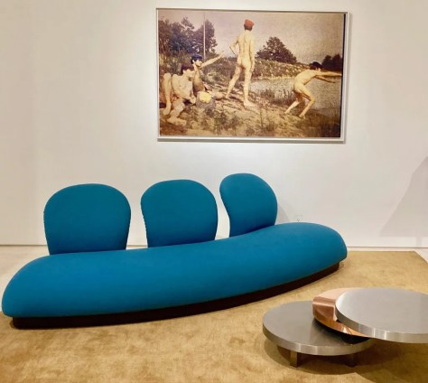 multimo sofa by pierre paulin photo by gail worley