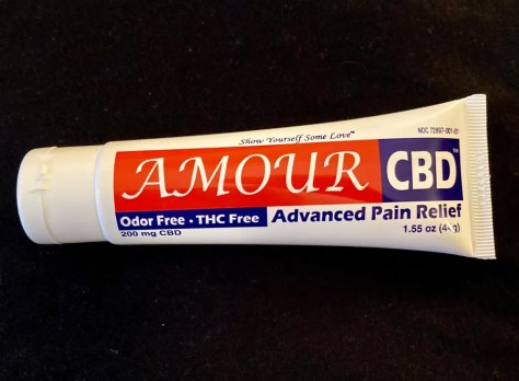 amour cbd cream photo by gail worley