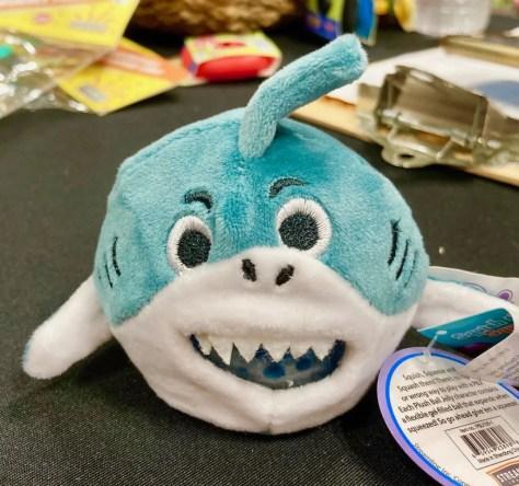pbj plush shark photo by gail worley