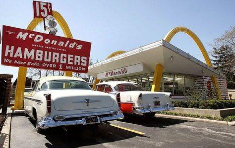 mcdonalds original stand