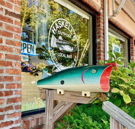 mail box fishing lure photo by gail worley