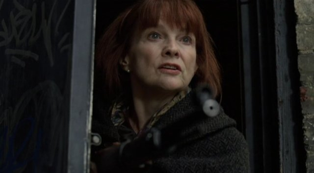 Falling Skies S1x08  - Blair Brown as Sonya