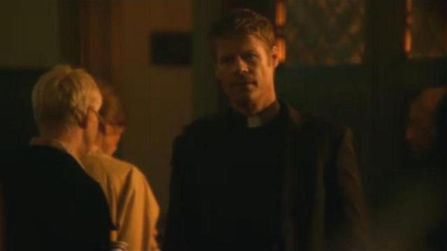 Joel Gretsch as Father Jack from Red Rain