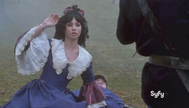 WH13 S03x04 Claudia's a lady!