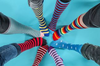 Odd Socks for Anti-bullying Week – Wormley Primary