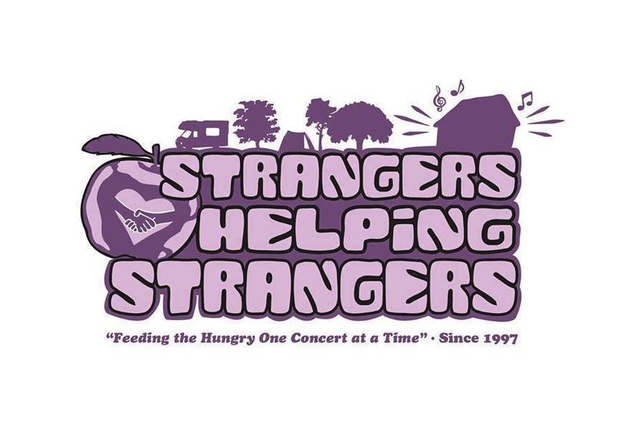 Strangers Helping Strangers Food Drive