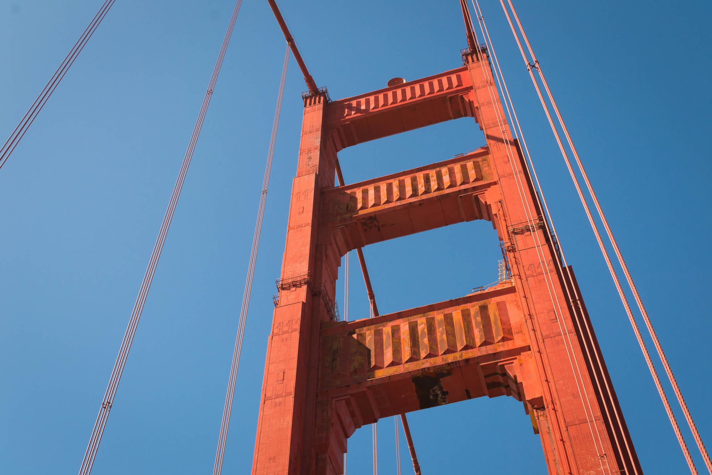 Ce pont offre des possibilités de graphisme surprenantes