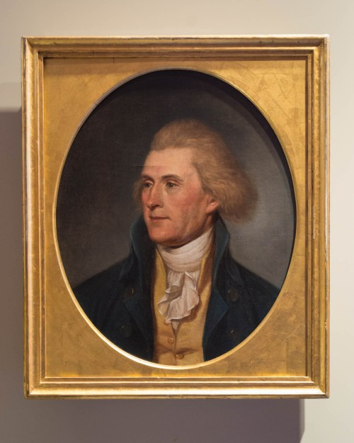 Thomas Jefferson en peinture