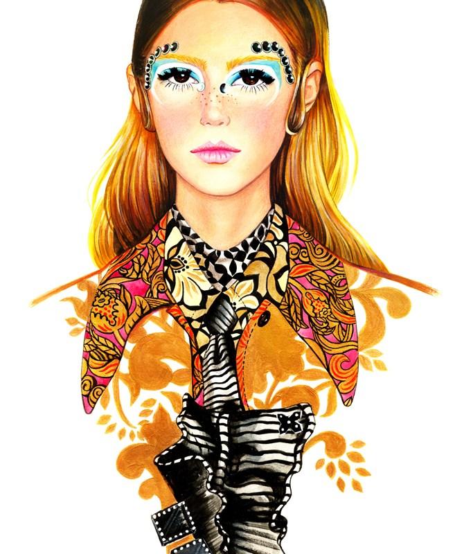 Illustrations by Sunny Gu