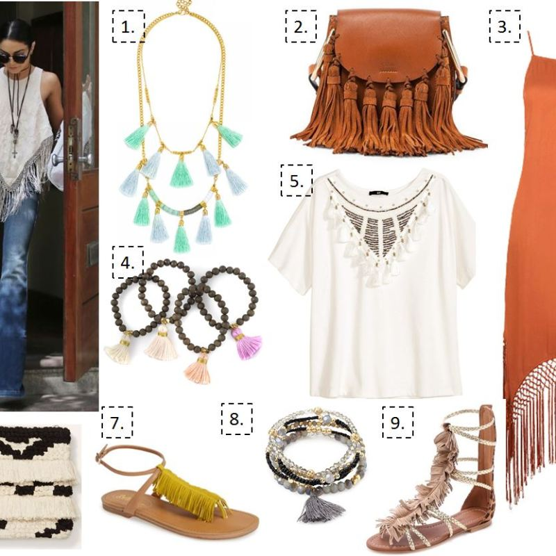 Trend Watch: Tassels and Fringe!
