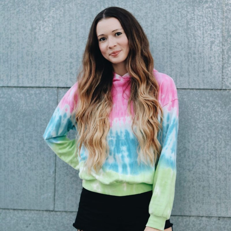 Tie Dye: Throwback To The 90's