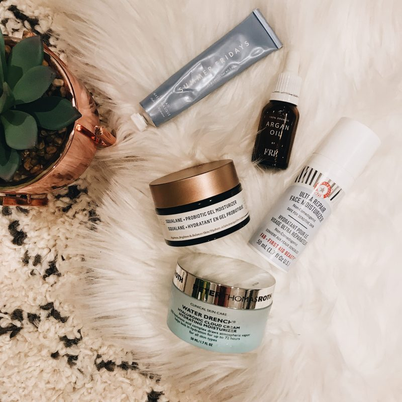 My Favorite Moisturizers That Really Work!