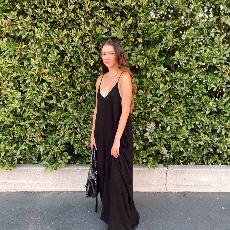Black Maxi Dresses For All Occasions