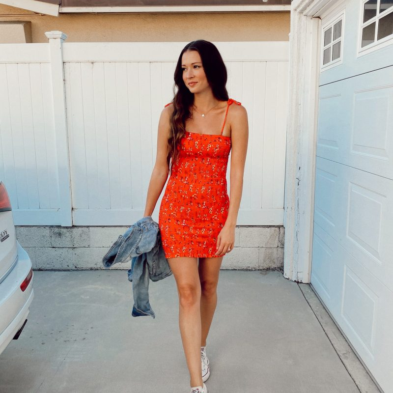 The Perfect Summer Dress Is Smocked