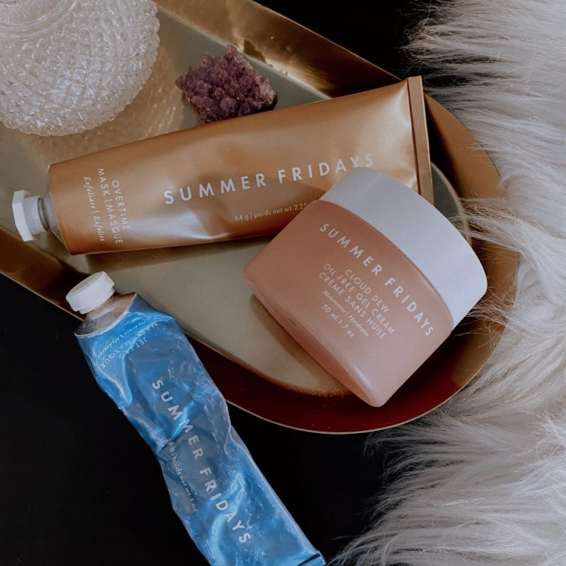 My Latest Skin Care Obsession: Summer Fridays