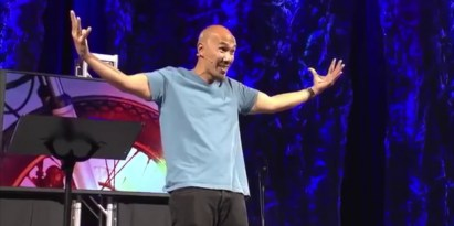 What Francis Chan Said to High School Students
